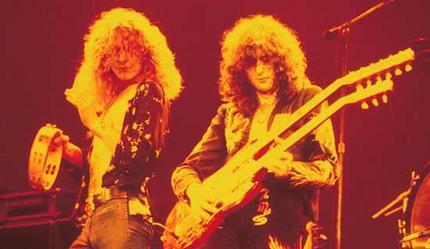 Biografía Led Zeppelin